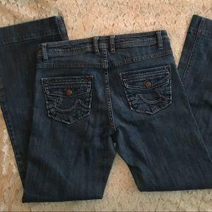 CAbi Wide Leg Jeans
